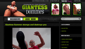 Giantess Dommes